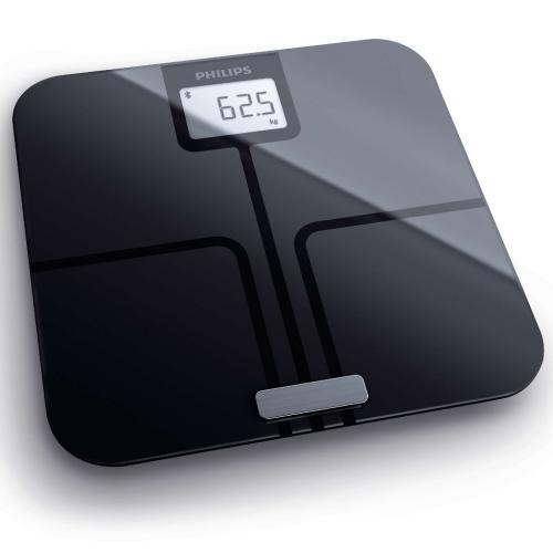 DL8780 Connected Body Analysis Scale - Black