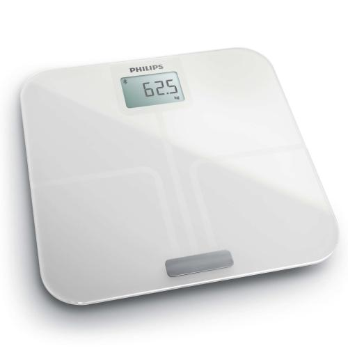 DL8781 Connected Body Analysis Scale - White