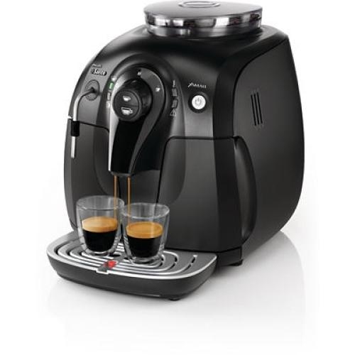 HD8743/13 Saeco Automatic Espresso Machine Xsmall Black