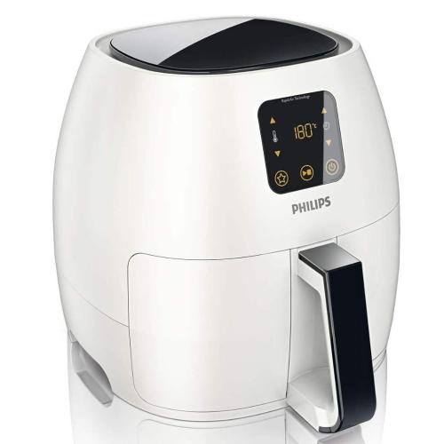 HD9240/34 Avance Collection Airfryer Low Fat Fryer (White)