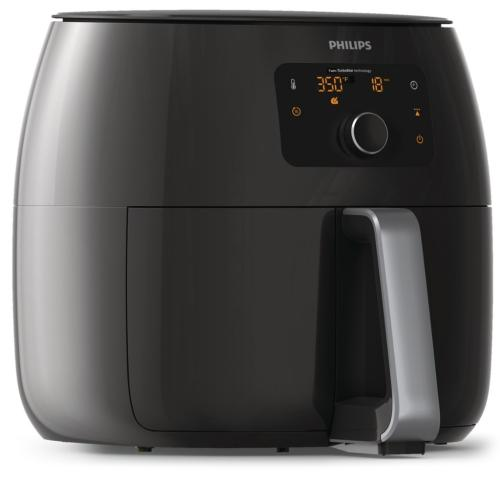 HD9654/96 Xxl Digital Airfryer - Black With Grill Pan
