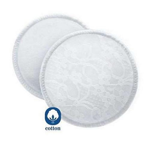 SCF155/06 Avent Breast Pads Washable By Philip