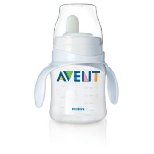 SCF625/01 Avent Feeding Bottle To First Trainer Cup 125 Ml/ 4 Oz