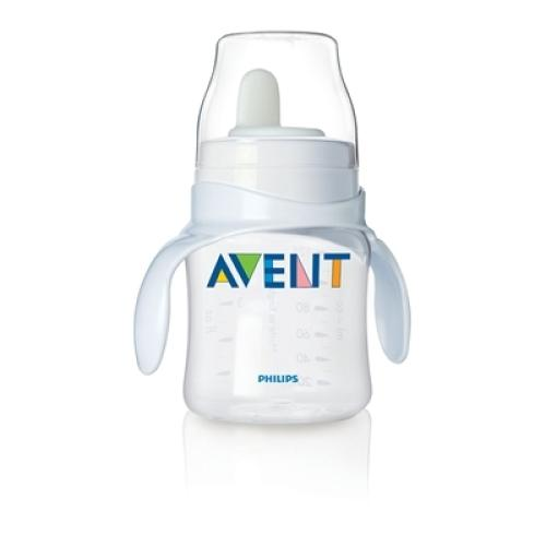 SCF625/19 Avent Feeding Bottle To First Trainer Cup 125 Ml/ 4 Oz