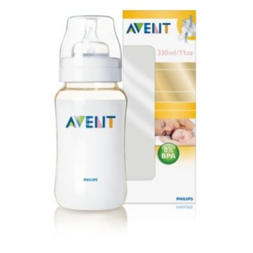 SCF666/17 Avent Feeding Bottle Advanced Classic 11Oz